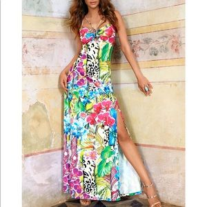 Gorgeous Boston Proper Floral Maxi Dress 💥SALE💥